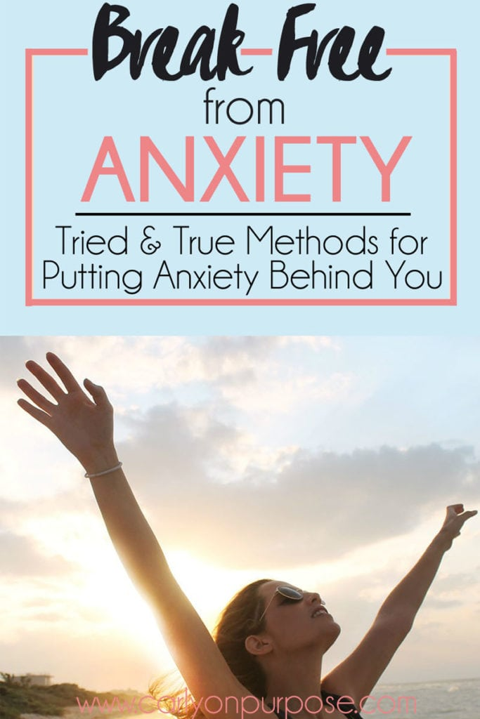 Ultimate guide to living well with anxiety