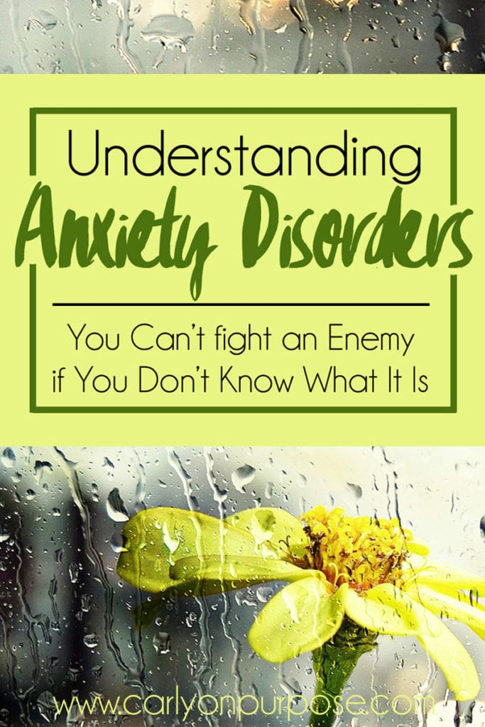 Understanding Anxiety Disorders