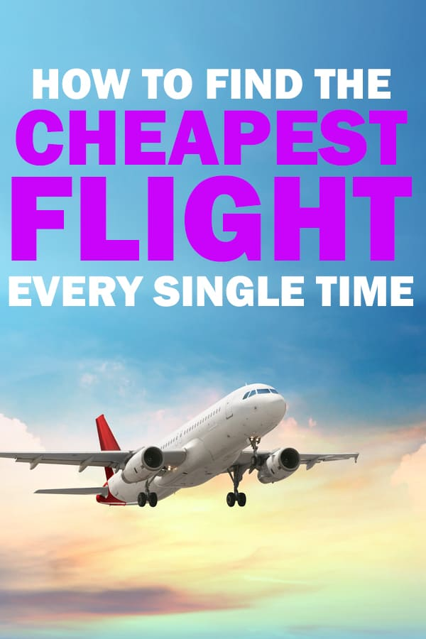 using ITA matrix to find the cheapest flight