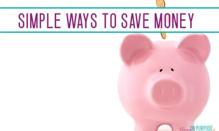 30 Easy Ways to Save Money