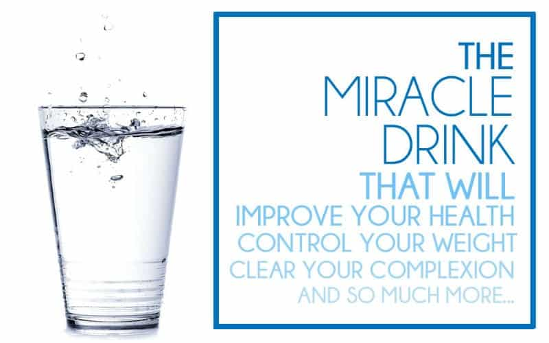 The Miracle Drink With AMAZING Health Benefits