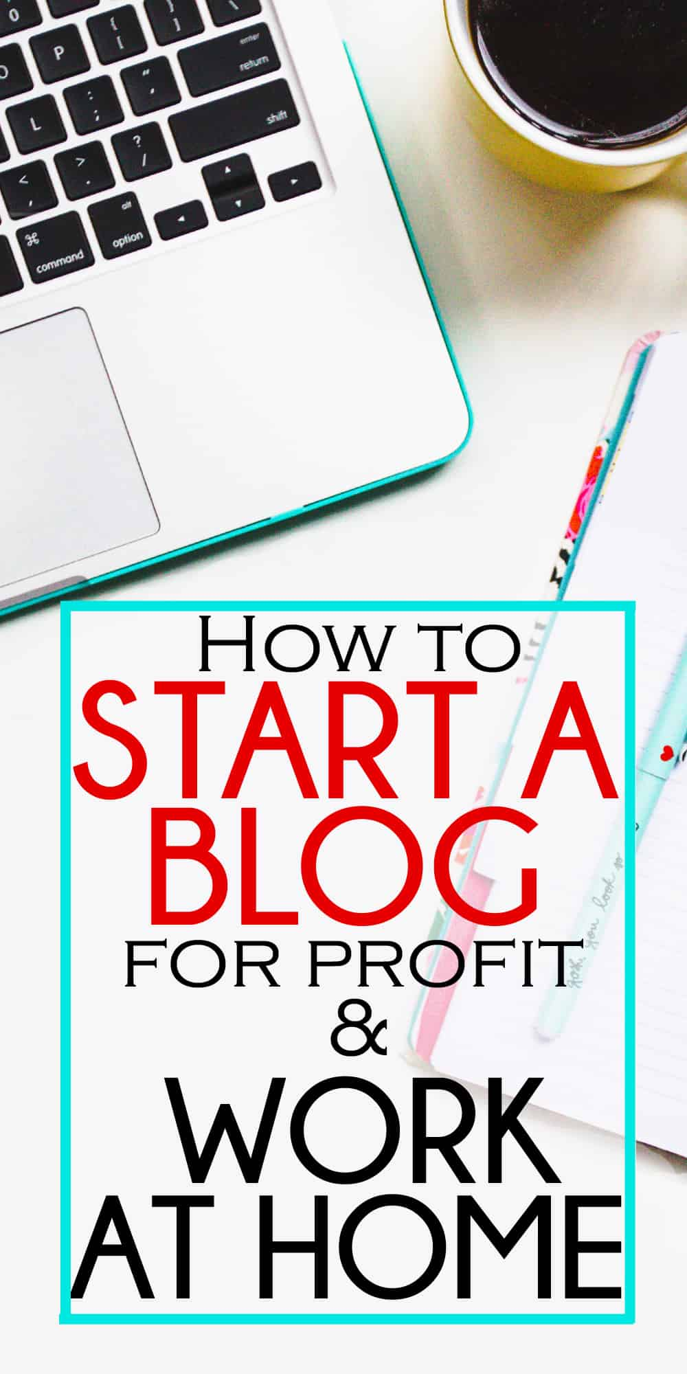 How to start a blog - step by step tutorial!
