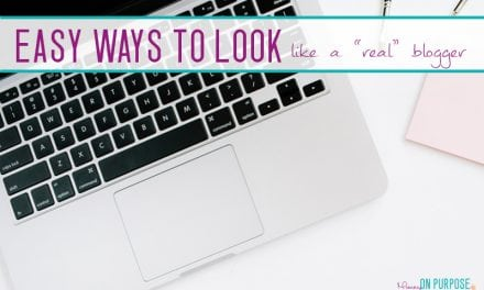 "7 Ways To Make Your Blog Look Less Like A ""Newbie Blog"""