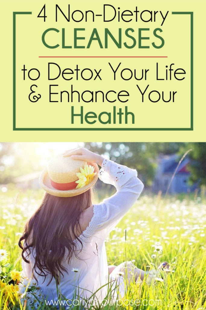 cleanses to enhance your health