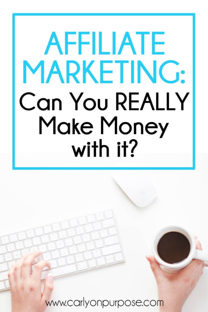 affiliate marketing: can you really make money with it?