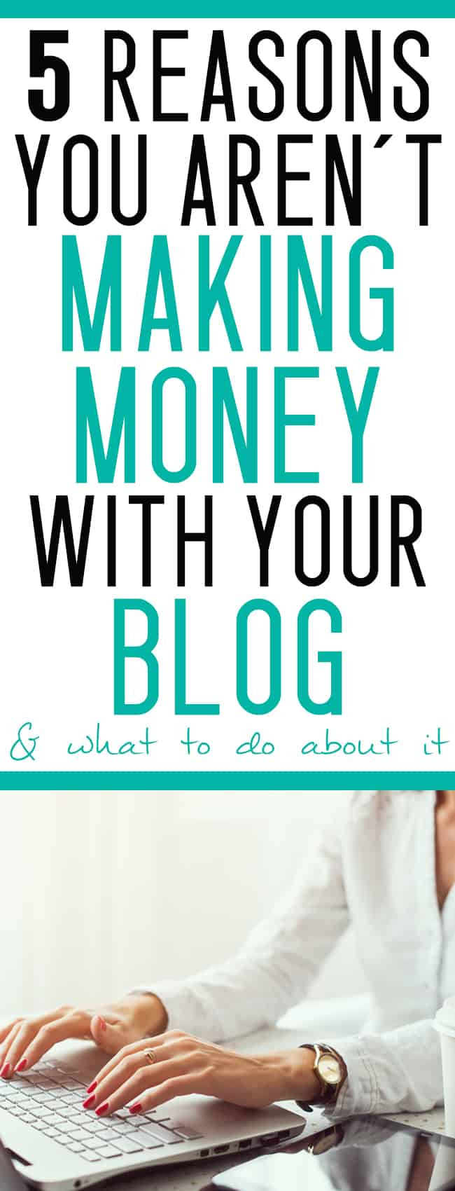 Wondering why your blog just isn't making any money? Here's your answers!
