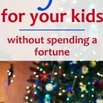make christmas magical for your kids!