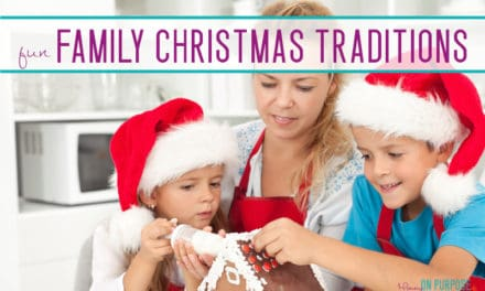 20 Memory Making Family Christmas Traditions to Start This Year