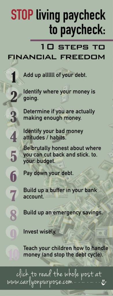 financial freedom, budgeting tips, life hacks