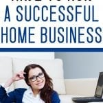 how to successfully work from home / extra income ideas