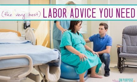 The Hands-Down Best Labor Advice Ever