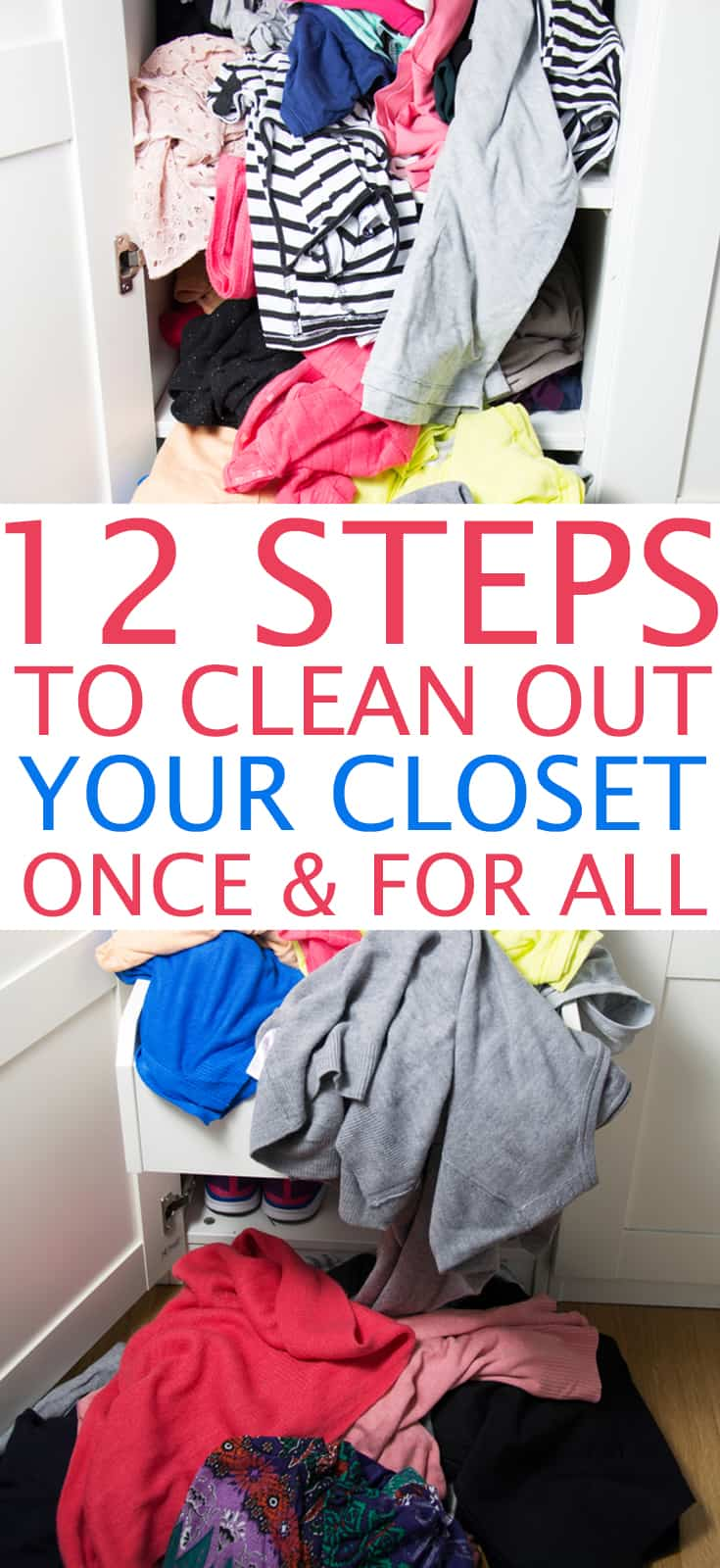 Tackling Clothing Clutter Confessions Of A Clothes