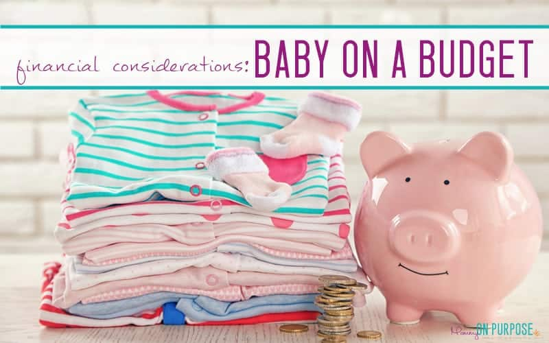 Preparing for BABY on a BUDGET: Financial Considerations that will make all the difference