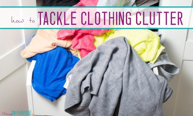 Tackling Clothing Clutter: Confessions of a Clothes Hoarder