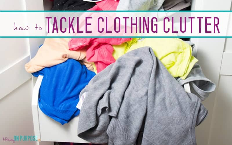 780ed923b6 Tackling Clothing Clutter  Confessions of a Clothes Hoarder - Mommy ...