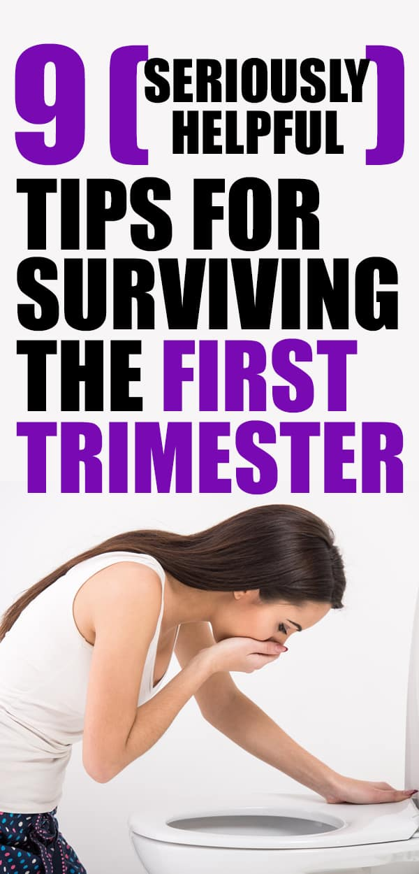 First trimester tips for morning sickness or all day sickness! Pregnancy can be so hard, make sure you remember to try these things when you feel like you won't make it ;)