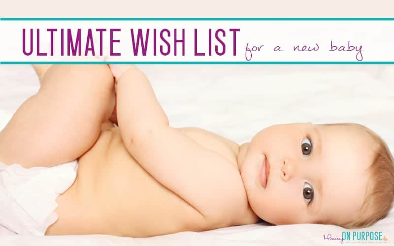 What Do You REALLY Need for Baby? (from a mom of 2, who knows what you'll use and what you won't!)