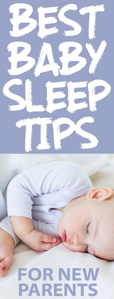how to get baby to sleep - best baby sleep tips