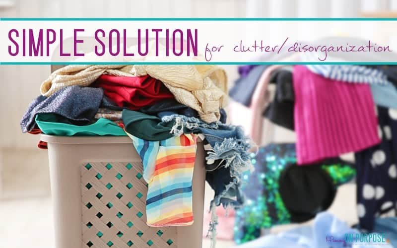 clutter and disorganization solutions