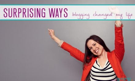 8 Ways Blogging Has Changed My Life