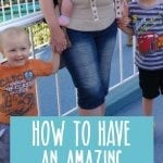 taking a baby to disneyland - tips for planning a great trip!