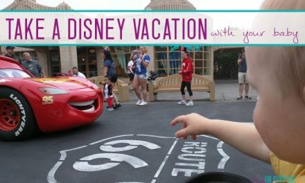 6 Tips for Taking a Baby to Disneyland