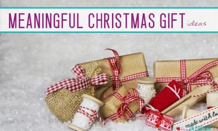 Cheap but Meaningful Christmas Gift Ideas