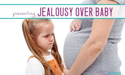6 Ways to Prevent Sibling Jealousy Over a New Baby