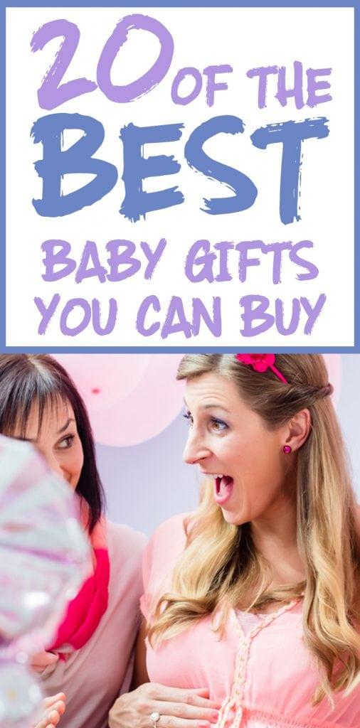 GREAT gift ideas for a new baby