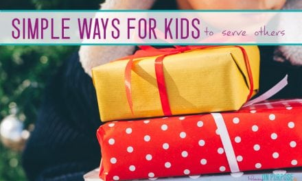 "10 Ways for Kids to Serve Others at Christmas (and get into the true ""Christmas Spirit"")"