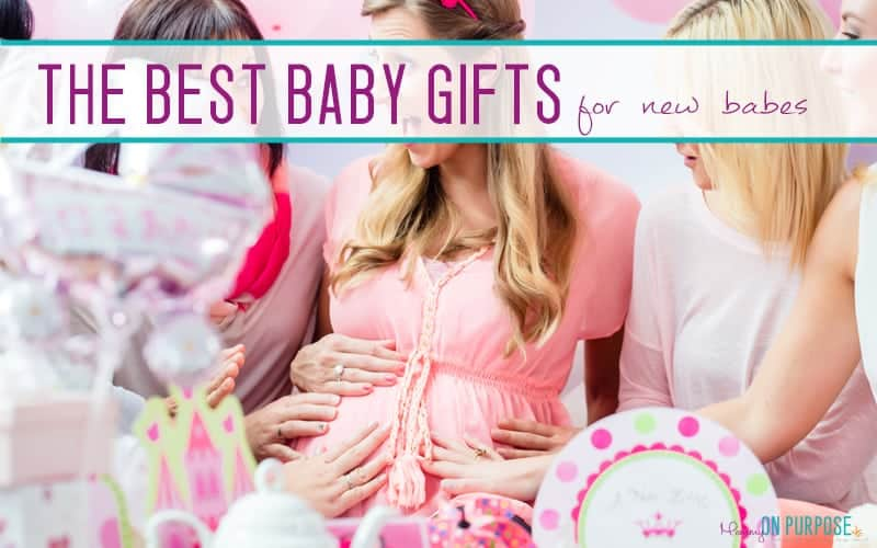 Gifts for a New Baby – what should you REALLY buy?