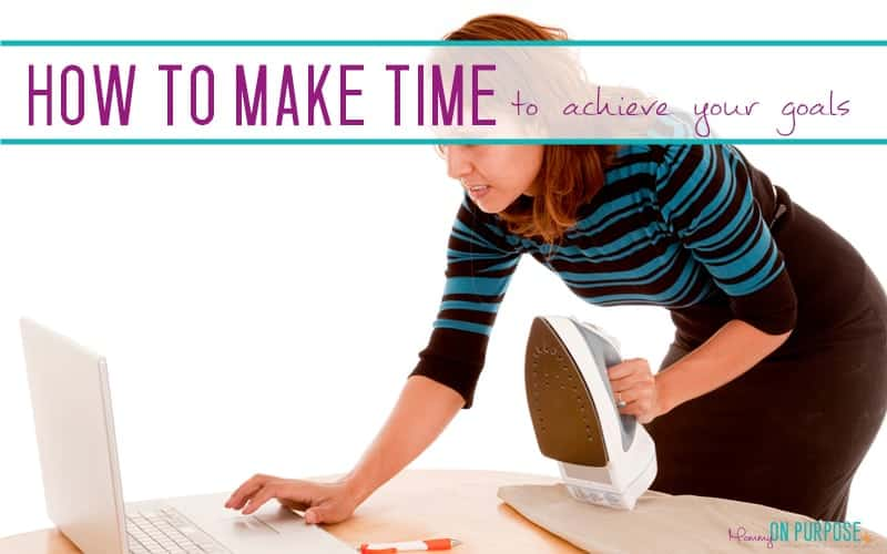Make Time for Your Goals (Without Giving Up Sleep or Netflix)
