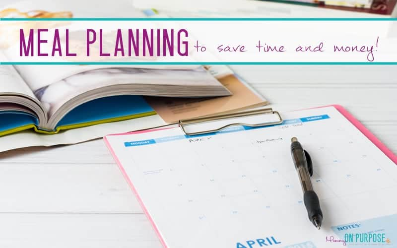 Easy Meal Planning Templates: Save Time and Money!