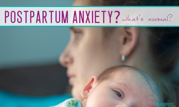 New mom worries – how to overcome anxiety, what's normal, and what's not