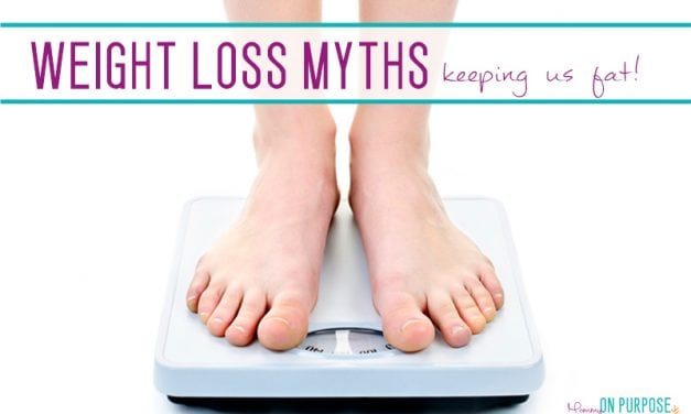 3 Weight Loss Myths (That Keep Us From Losing Weight For Good)