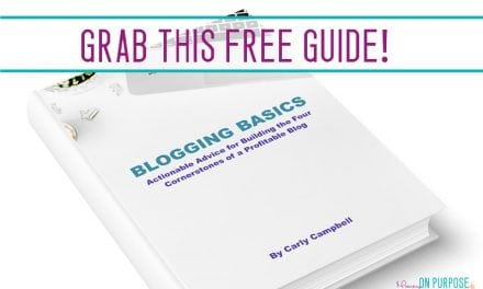 The REAL Secret to Making Money Blogging