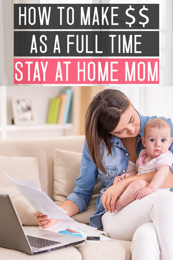 The Best Work-at-Home Jobs for Stay-at-Home Moms in 2019