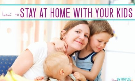 Stay At Home With Your Kids: How to Work for Yourself