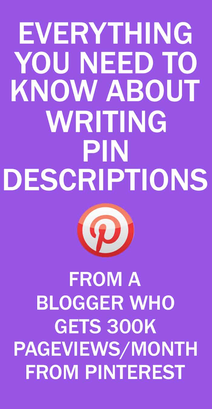 blogging tips | learn how to write pinterest pin descriptions that will bring traffic to your blog - social media tips!