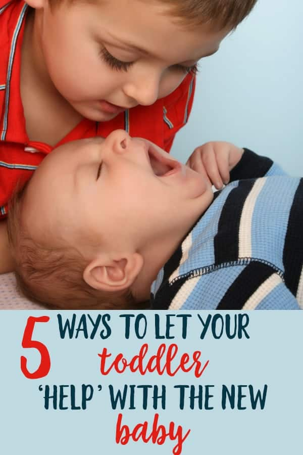toddler and newborn tips - for when you have TWO!