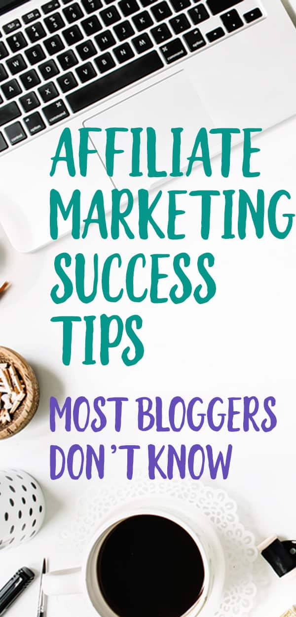 affiliate marketing to make money for bloggers - it's NOT as easy as it looks, but anyone CAN learn to do it!