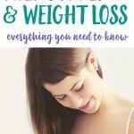 breastfeeding and weight loss tips