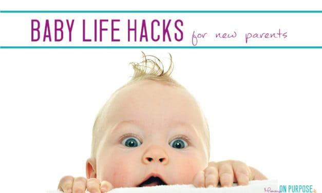Genius Baby Hacks for New Parents