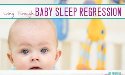 The Mom's Guide to Baby Sleep Regression (and what to do about them)