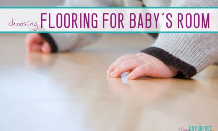 Flooring For Nursery And Play Areas