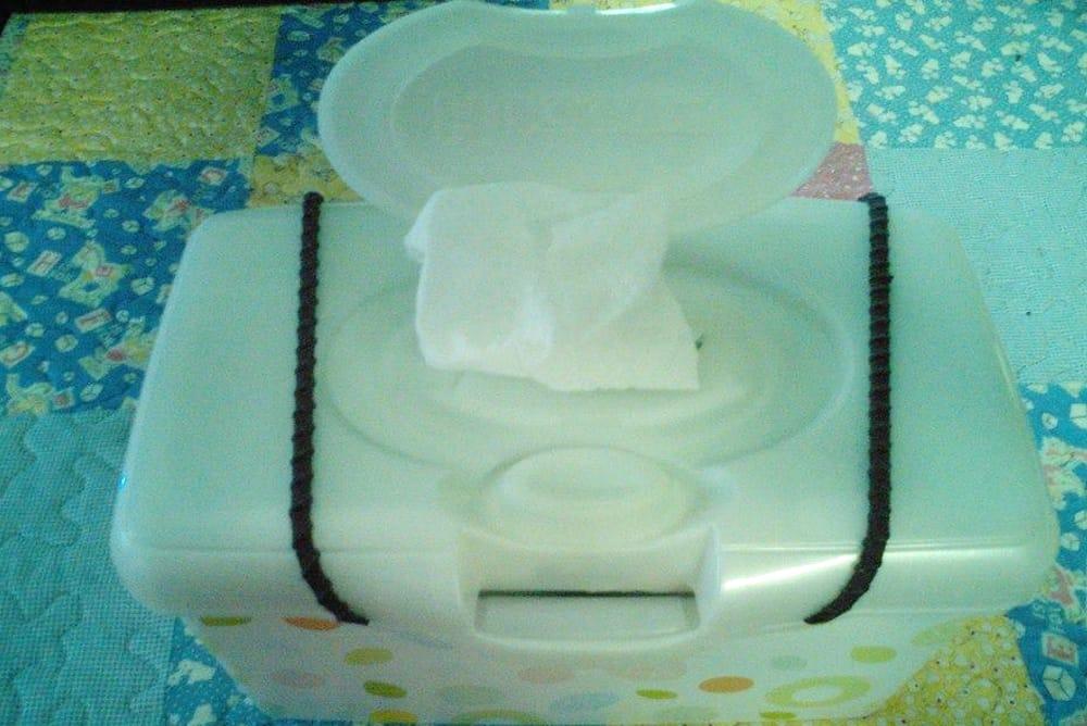 diaper bag hack
