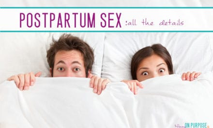 Postpartum Sex – Everything You Need To Know