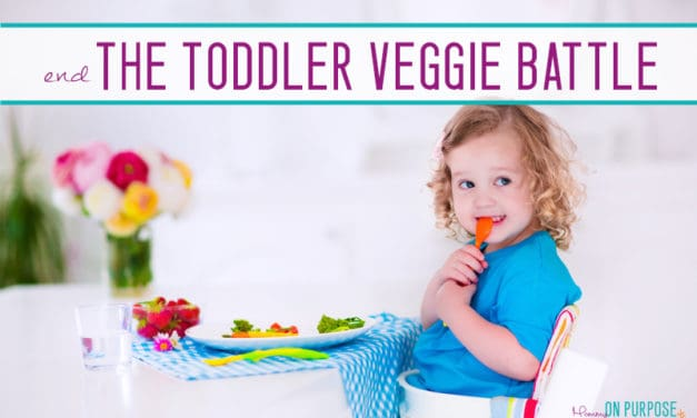 7 Ways to Get a Toddler to Eat Vegetables