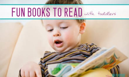 Fun Books To Read To Toddlers