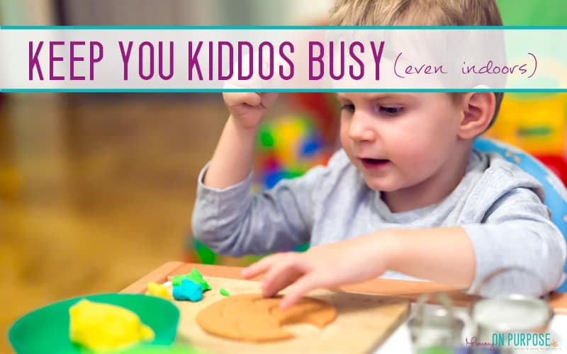 Toddler Activities (to Keep Mommy Sane)